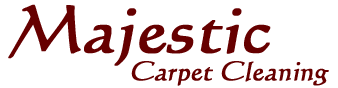 Majestic Carpet Cleaning Logo