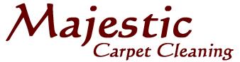 Majestic Carpet Cleaning Logo